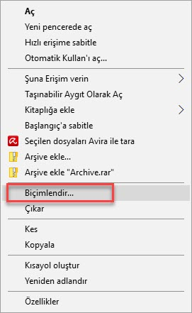 flash bellek dosya çok büyük hatası