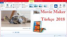 Movie Maker Türkçe Son Sürüm İndirin