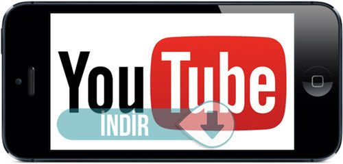 iphone youtube video indirme
