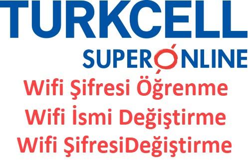 süperonline wifi şifresi öğrenme