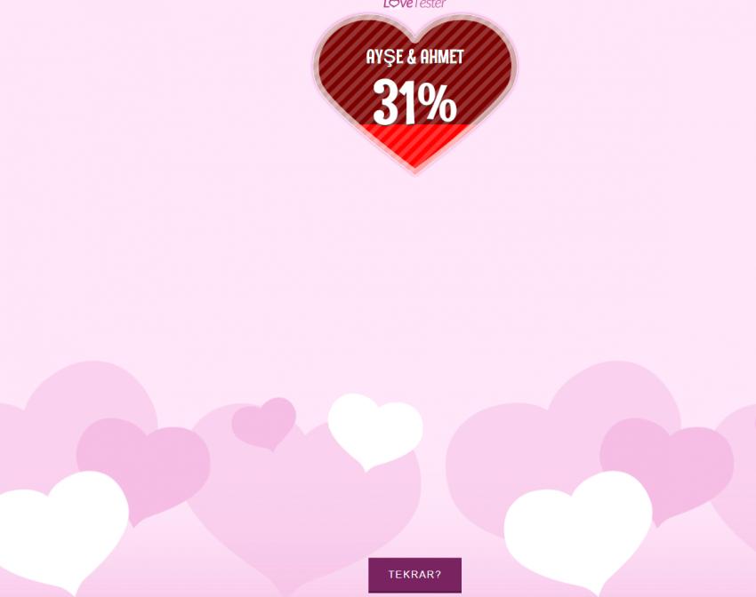 Aşk Testi Oyunu Indir Bilgisayar Ve Teknoloji Blogu