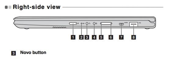 Lenovo ideapad 320 BİOS tuşu nerede