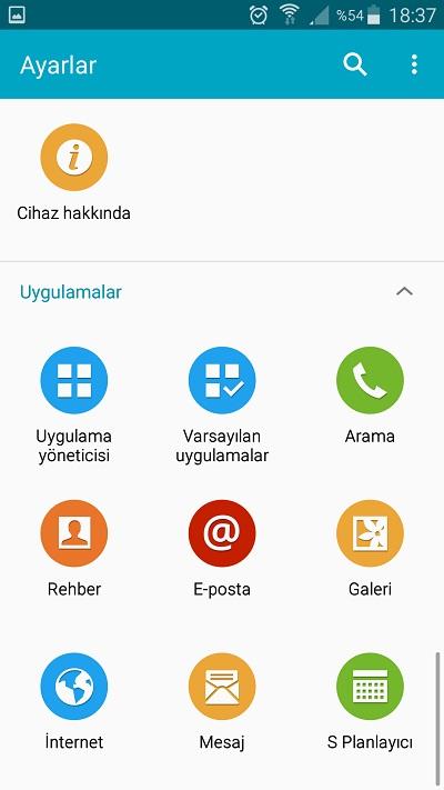 Android telefonda uygulama bildirimleri nasıl kapatılır