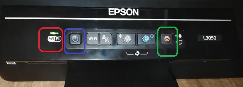 Epson l3050 kafa temizleme nasıl yapılır