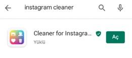 Instagram karşılıklı engel kaldırma uygulaması
