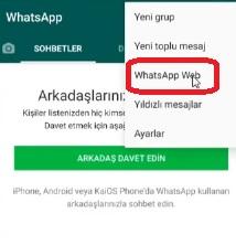 Telefonsuz WhatsApp indir