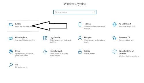 Windows 10 tablet modu nasıl kullanılır