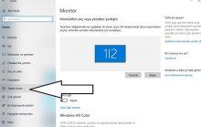 Windows 10 tablet modu nasıl kullanılır ?