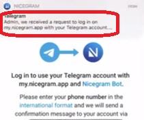 Telegram bu kanal görüntülenemiyor hatası