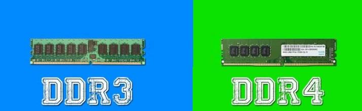 DDR4 RAM ve DDR3 RAM Karşılaştırması